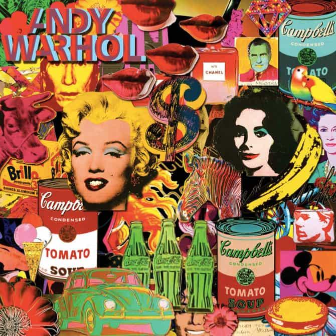 Katarína Veliká Mediálna reflexia tvorby Andyho Warhola na Slovensku