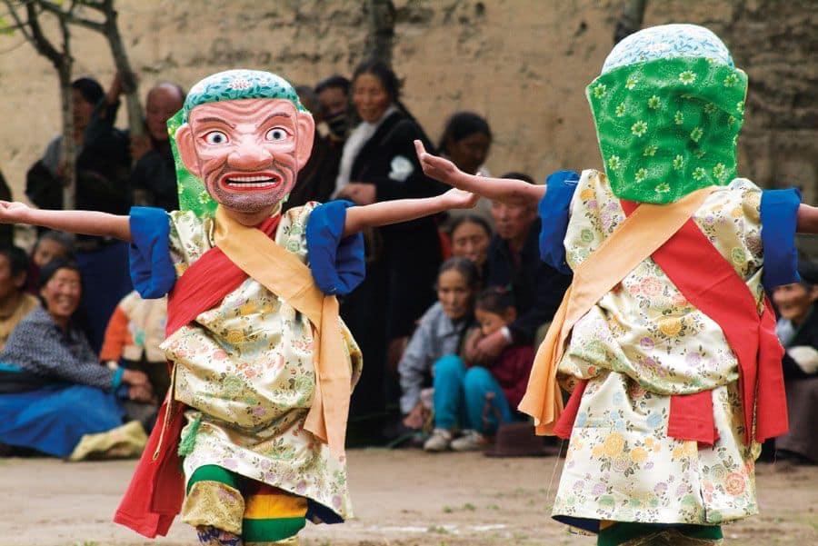 Pavoil Breier: Tibetan celebrations